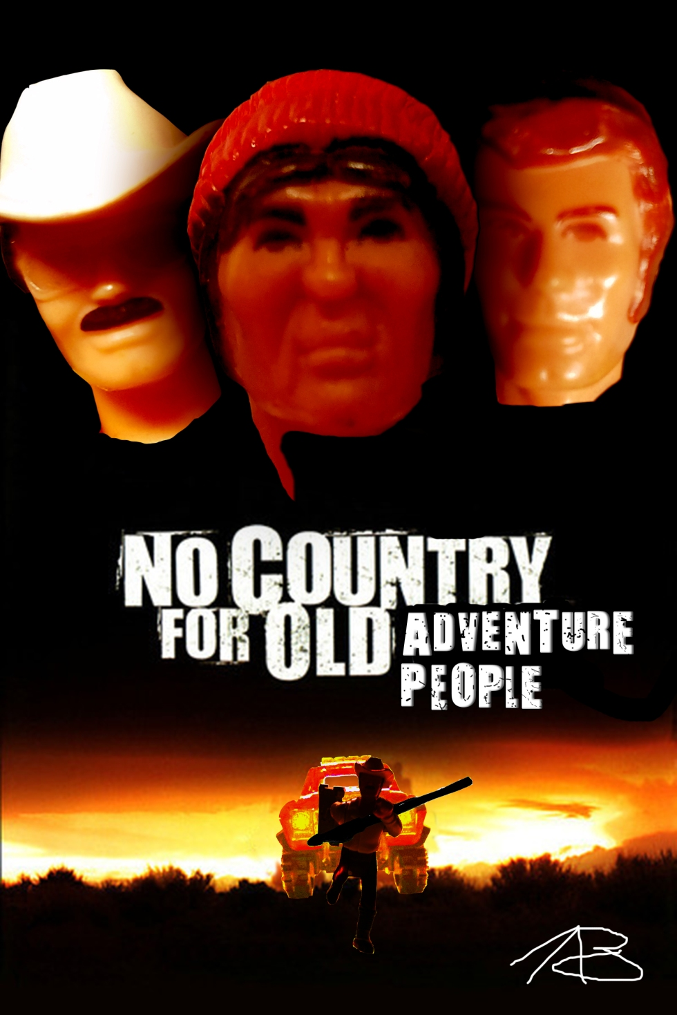 No Country for Old Adventure People